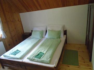 Apartmán 1 manželská postel