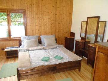 Apartmán 2 manželská postel